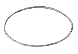 "Radnor® 44 7/8"" X 1/2"" X .020 Bi-Metal Portaband Bandsaw Blade With 10/14 Teeth Per Inch (3 Per Box) | Tuggl"