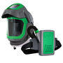RPB® Z-Link+® Medium Multi-Purpose Heavy Industry Powered Air Purifying Respirator Kit With Weld Visor, Zytec® FR Face Seal, Breathing Tube, And Lithium Ion Rechargeable Battery (Magnifying Lens Sold Separately)
