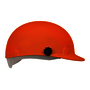 Jackson Safety® Orange C10 HDPE Cap Style Smooth Dome Bump Cap With 4 Point Ratchet Suspension