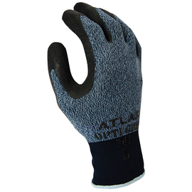 SHOWA® Size 7 ATLAS® 13 Gauge Natural Rubber Palm Coated Work Gloves With Nylon And Polyester Liner And Knit Wrist