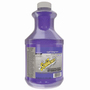 Sqwincher® 64 Ounce Grape Flavor Liquid Concentrate Bottle Electrolyte Drink