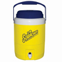 Sqwincher® 2 Gallon Yellow And Blue Cooler