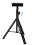 Sumner Manufacturing Company Pro Jack ST-873 Pipe Stand, 28 in - 49 in, 1/8 in - 36 in Pipe Capacity, 2500 lb Load Capacity
