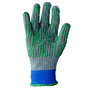 Wells Lamont Small Whizard And Silver Talon 10 Gauge Silver Fiber And Stainless Steel Cut Resistant Gloves With Polyurethane Coated Palm And Fingertips