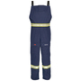 National Safety Apparel 3X Navy Blue GORE-TEX® PYRAD® Foul Weather Flame Resistant Bib With Buckle Closure