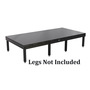 Valtra 4 m X 2 m X 1/5 m Steel Siegmund® Welding Tabletop (Legs Sold Separately)
