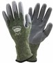 West Chester Large Ironcat DuPont™ Kevlar®/Fire Resistant Wool Armid Fiber TIG Welding Cut Resistant Gloves With Dotted Silicone Coated Palm And Fingertips