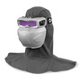 Miller® Weld-Mask™ 2 Gray Welding Helmet Variable Shades 5 - 13 Auto Darkening Lens