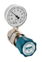 Airgas® Single Stage Brass 0-50 psi Analytical Line Regulator