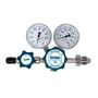Airgas High Purity Brass Two Stage Gas Regulator, 0 - 250 psig Outlet Pressure, CGA-580