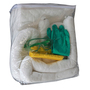 MeltBlown Technologies 8.7 Gallon Clear Plastic Bag Spill Kit