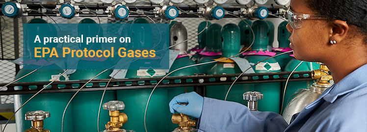 A practical primer on EPA protocol gases